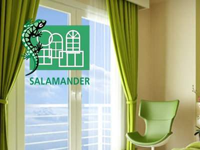 Salamander Пластиковые окна